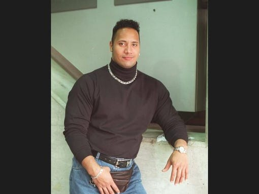 The Rock Of The 90s Is Many Layers Of Awesome