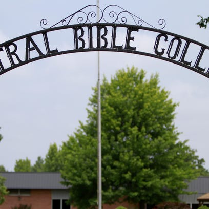The campus of Central Bible College which was found