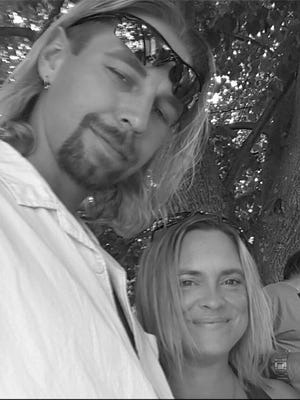 Troy Frazier and Kimberly White had several items stolen from their storage building in Candler in September. The couple has started a GoFundMe page in attempts to recover what they lost, which they estimate to be around $10,000.