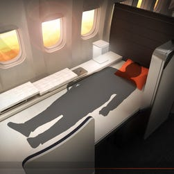Cool ideas – and one dud – from the Aircraft Interiors Expo in Hamburg