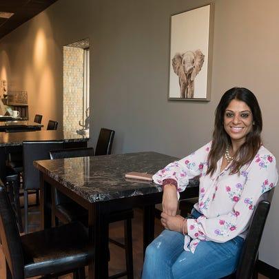 Rita Patel is the proprietor of Sweet Brew 'n Spice.