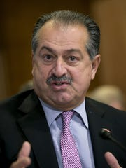 Andrew Liveris, chairman and chief executive officer