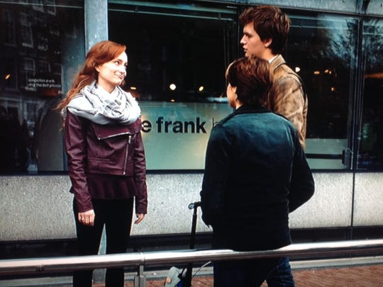 "Part of ""The Fault in Our Stars"" was shot at the Anne Frank House in Amsterdam."