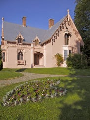 The Morrill Homestead in Strafford hosts a homecoming