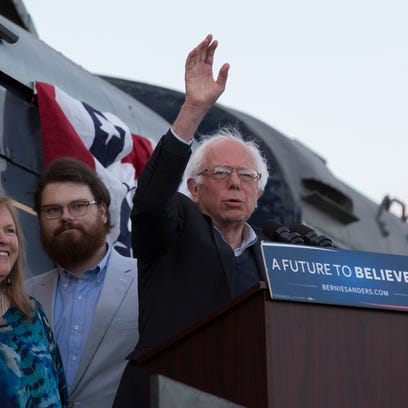 May 14, 2016 -- Bowling Green, Ky. --Democratic Presidential