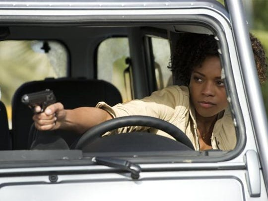 "Naomie Harris was cast as Moneypenny in ""Skyfall."""