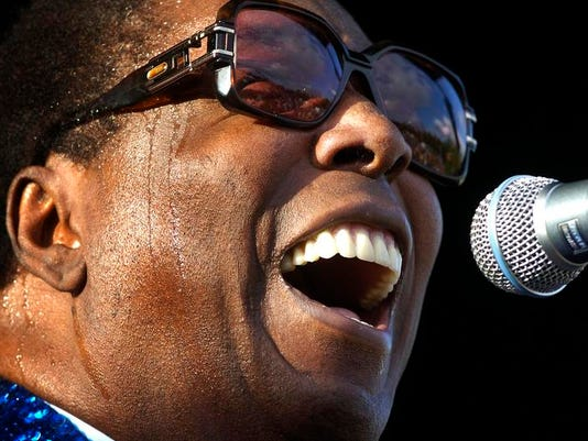 Clarence Carter lead photo