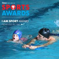 Help pick 'I Am Sport Award, presented by Nike'