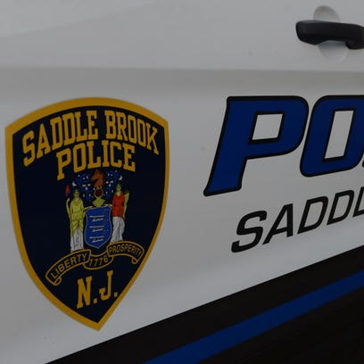 Saddle Brook Police Department vehicle