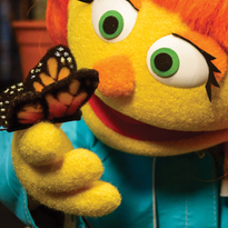 Sesame Street's new character helps my autistic son gain acceptance