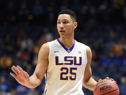NCAA Basketball: SEC Tournament-Louisiana State vs Tennessee