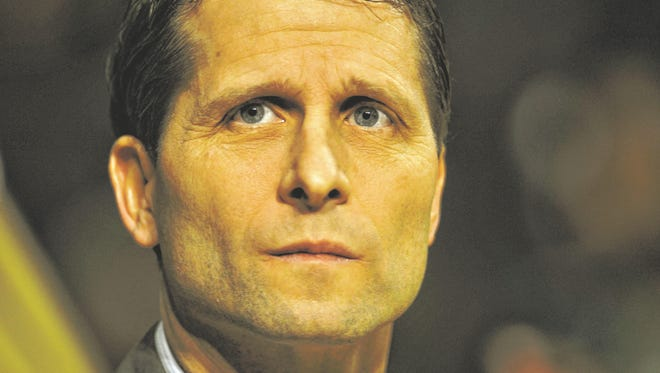 Eric Musselman made NBA history when he became a head coach in the league.