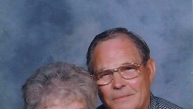 60th Anniversary - Eddie and Mazella Seamour
