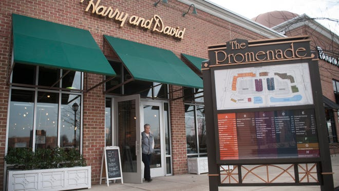 Harry and David gourmet gift shop, located in the Promenade in Marlton, will be closing. 01.20.15