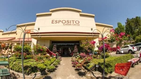 Esposito Garden Center is offering a series of online workshops.