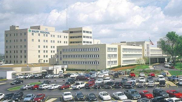 Maury Regional Medical Center is headquartered in Columbia.