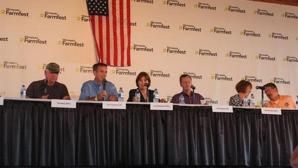 One of the more popular elements of Farmfest is the forum. This year forums will be held but in a virtual format instead.