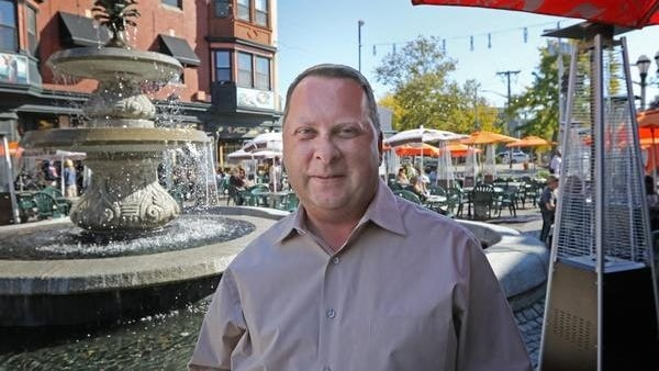 Rick Simone, head of the Federal Hill Commerce Association, said last weekend restaurants had their busiest night since the state reopened in May.