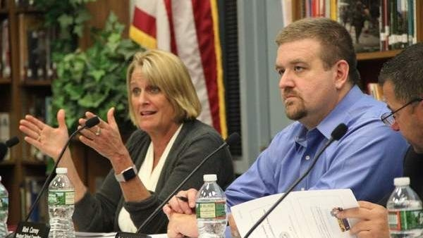 Nancy Stanton Cross is a member of the Westport School Committee.