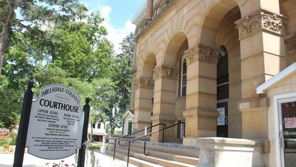 Plans to merge the 2B District Court into the main county courthouse and sell the annex building may be delayed.