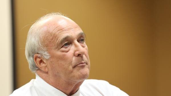 Butler County prosecutor Michael Gmoser.