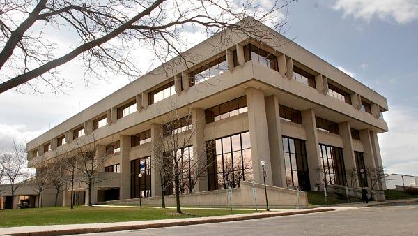 Fond du Lac City County Government Center.