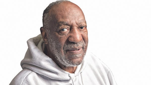 Bill Cosby poses for a portrait in New York.