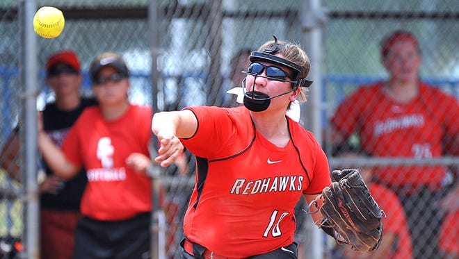 Stewarts Creek's Brianna Brady hit .377 with 11 doubles, two home runs and 45 RBIs.