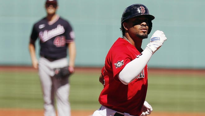 Xander Bogaerts figures to remain a key part of the Red Sox future.