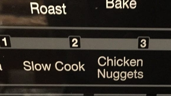 I love you, oven.