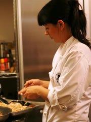 Chef Emanuela Calcara opened Palladio Trattoria in May 2016 in Bonita Springs.