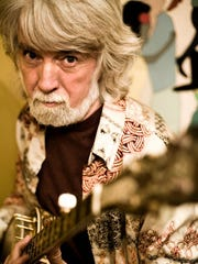 Sunday's headliner is Nitty Gritty Dirt Band alum John McEuen and his band the String Wizards.