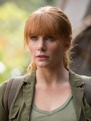 Bryce Dallas Howard's Claire returns, with better shoes,