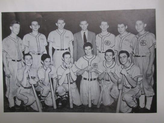 1957 Richmond High School team