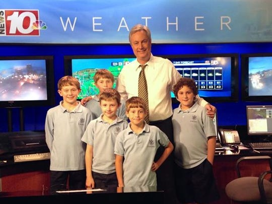 Kevin Williams Out As Whec Weatherman