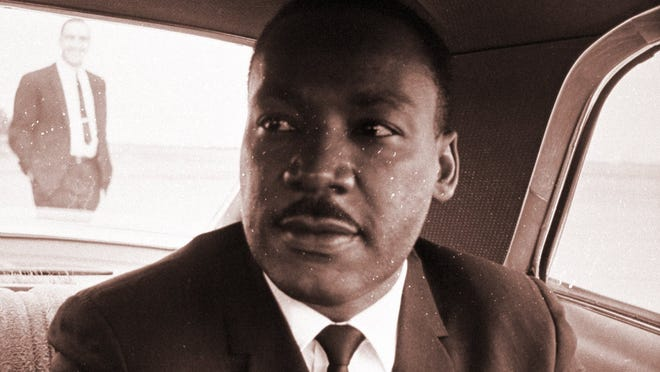 Dr. Martin Luther King Jr. spoke to the University of Wisconsin Marathon County in 1967.