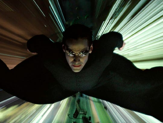 "The iconic motion picture ""The Matrix"" is nearly 20 years old, but what it predicted is coming close to reality, Cal Thomas believes."