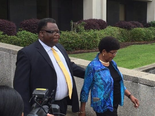 Charles Bolton of Hattiesburg, former Forrest County sheriff's chief deputy, was found guilty of four counts of tax evasion for the years 2010-13 and five counts of filing a false tax report for 2009-13. His wife, Linda Bolton, was found guilty on five counts of filing a false tax report for 2009-13.