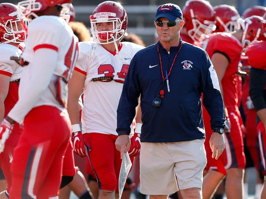 Jeff Tedford is the new Fresno State head football