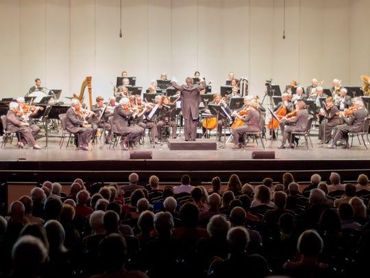 Conductor Andrew Kurtz and Gulf Coast Symphony