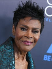Cicely Tyson in Beverly Hills, Calif., in May.