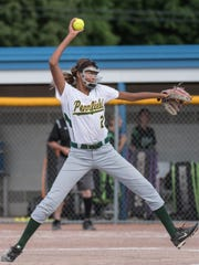 Alexa Stephenson was one of the top players of the decade in Pennfield softball.