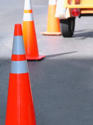 Lane closures planned during the nighttime hours for Scenic Highway, I-10 this week