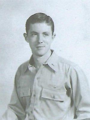 U.S. Navy Lt. John K. Bryan