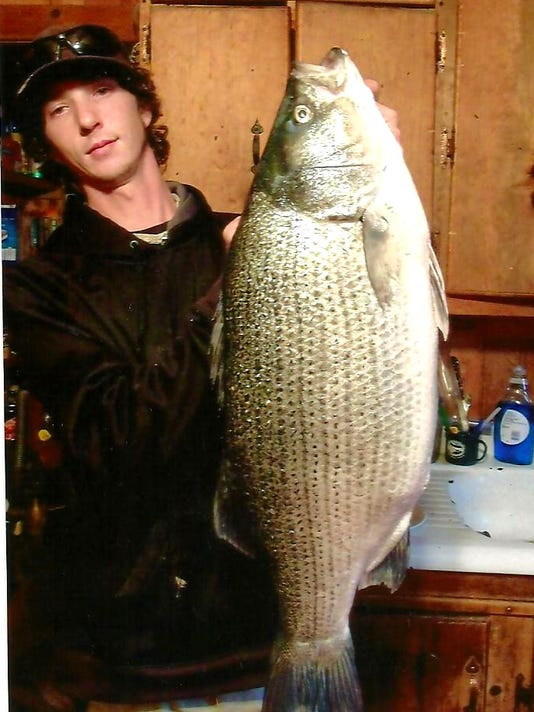 SAL State record bass