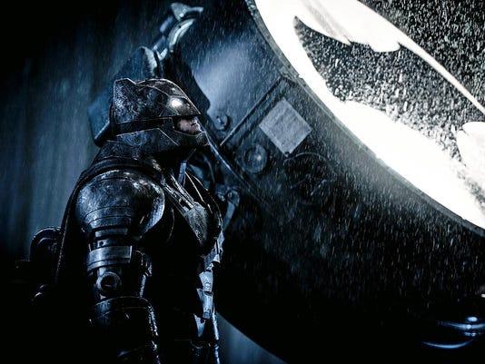 Batman signal art