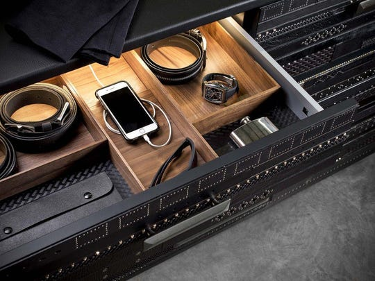 Drawer organizers from Perfect Closets in Melbourne. Courtesy Mario Dotto.JPG