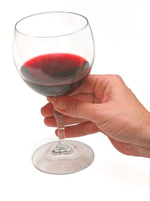The type of glassware used for drinking wine is important. Specific glasses for particular wines are designed to enhance the flavor.