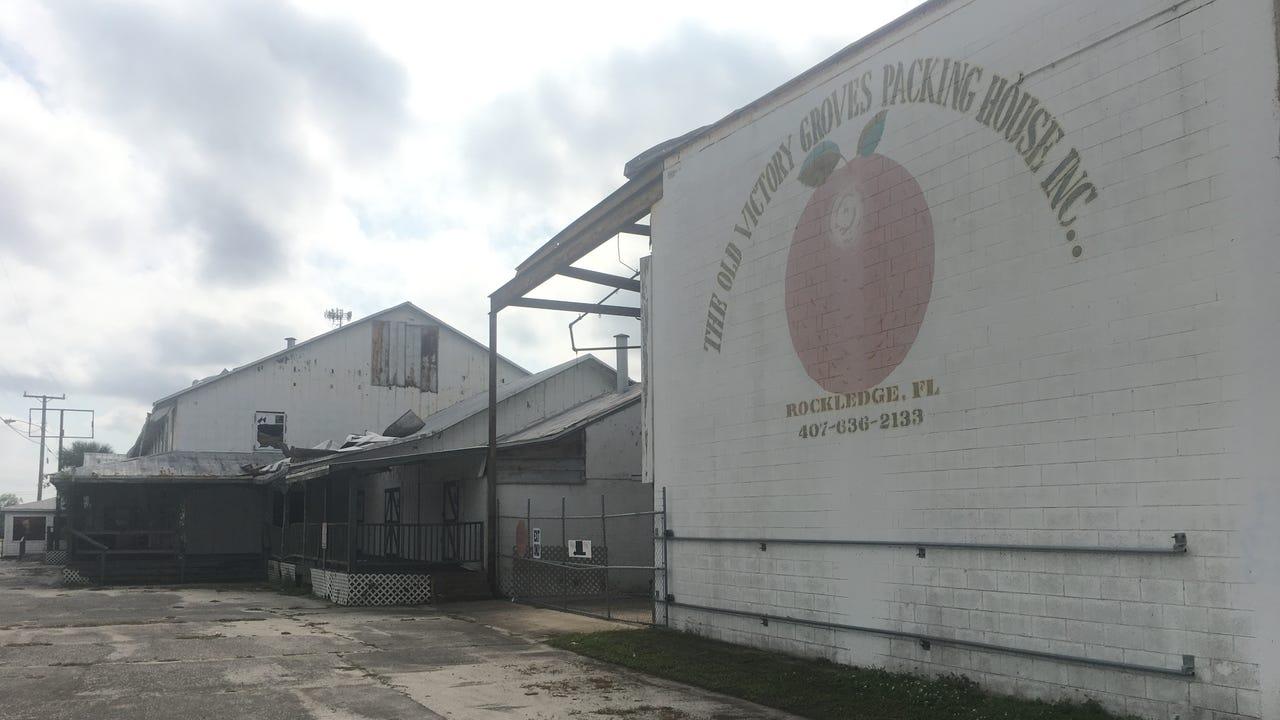 Frank Sullivan discusses the citrus industry