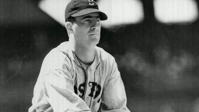 """Moe Berg is the subject of the baseball documentary """"The Spy Behind Home Plate."""""""
